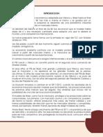 Analisis de la correlacion entre el desarrollo de un pais y su sistema tributario; Mexico y Brasil