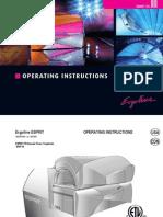 manuale operativo esprit 770