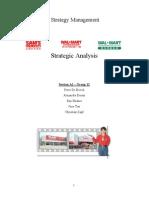 Walmart Strategy Analysis