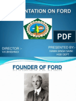Ford Ppt Main
