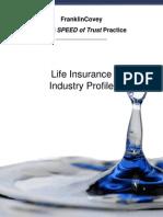 Industry Trust Profiles (Life Insurance)
