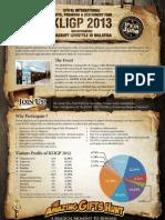 Brochure KLIGP 2013