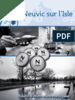 Bulletin Neu Vic 2013