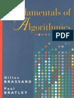 Fundamentals of Algorithmics - Brassard, Bratley