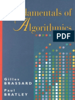 Fundamentals of Algorithmics - Brassard, Bratley