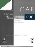 CAE Practice Tests Plus