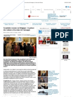 Scandales royaux en Belgique