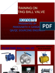 Ball Valve - Training Material [Compatibility Mode]