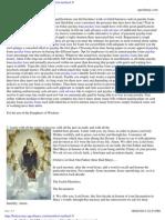 Rosary Style #3, St. Louis de Montfort