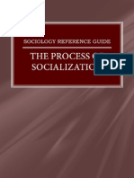 the Process of Socialization Sociology Reference Guide