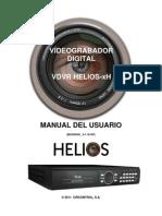 Manual Videograbador Helios_xH