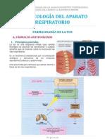 FARMACOLOGÍA DEL APARATO RESPIRATORIO (TEMAS 41-42)
