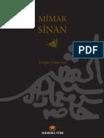 Mimar Sinan, Turgut Cansever Albarakatürk Yayınları