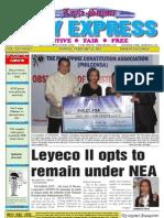 Leyte Samar Daily Express