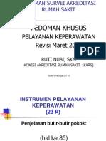Pedoman Survey Akreditasi Rs