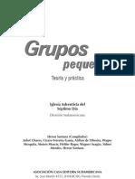 Grupos Pequeños Teoria y Practica