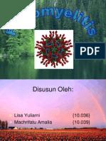 Virologi - Polio