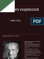 Martin Hajdeger i Zan-pol Sartr