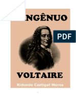 Voltaire O Ingenuo