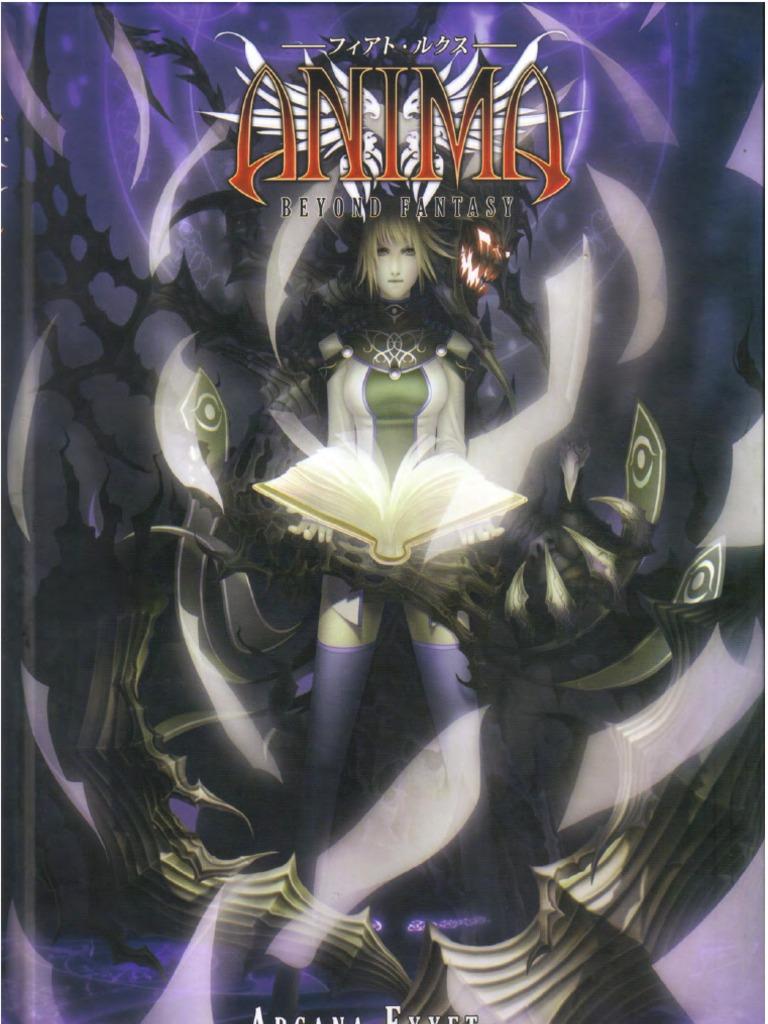 Anima Beyond Fantasy Dominus Exxet Pdf