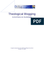 Wayne_Theological Blogging_2005.doc
