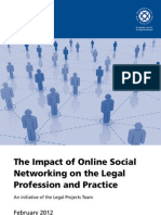 Online Social Networking Report (Feb 2012)