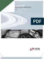 Automotive Electronics Solutions