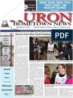 Huron Hometown News - February 7, 2013