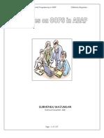 99307017-ABAP-OOPS