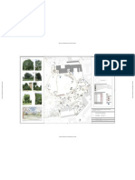 Villa Litta_Vegetation Plan