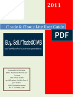 iTrade Online Registration Guide