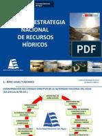 Política y Estrategia Nacional de Recursos Hídricos.pdf