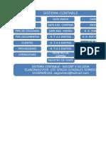 Sistema Contable 2009 v 2.2009