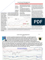 Lane Asset Management Market Commentary February 2013