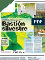 Pantanos de Villa,último bastión de vida silvestre en Lima 16.01.13