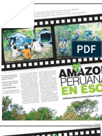 Amazonía peruana en escena 22.01.13