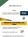 Capacitación en JClic