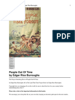 The People That Time Forgot