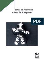 Fantasma Em Correntes Amigurumi by Mucau
