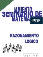Seminario Verano Aduni2009