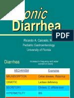 Chronic Diarrhea