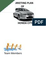 77529190 Marketing Plan Honda City