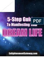 5 Step Guide to Manifesting Your Dream Life