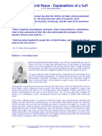 Islam and World Peace Explanations of a Sufi by M. R. Bawa Muhaiyaddeen
