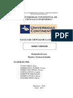 Monografia Bienes y Servicios