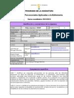 FICHA Programa Psicosociales 2012-2013