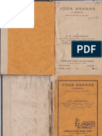 English - Yoga Asana