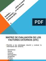 Expo Matriz Efe Ympc