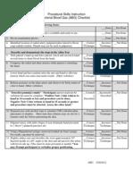 Abg Checklist