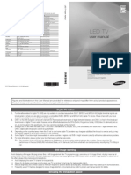 Samsung  UE37C5100